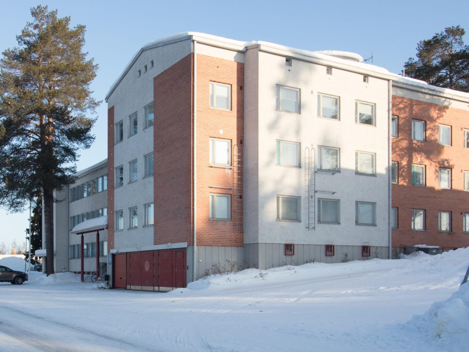 Pudasjärven virastotalo | PS-kiinteistöt