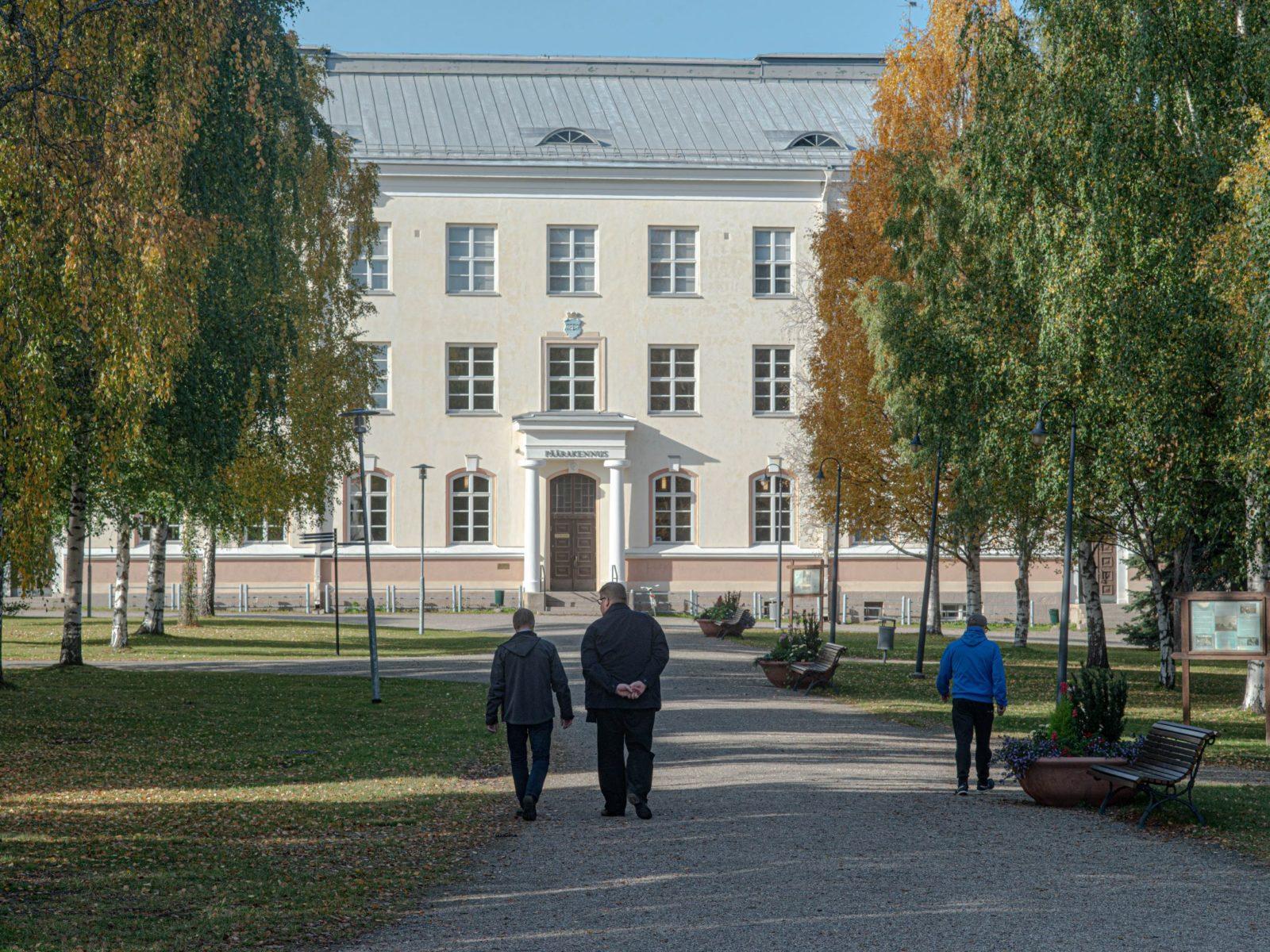 Seminaarin Kampus ja Päärakennus | PS-kiinteistöt